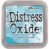 th distress oxide broken china