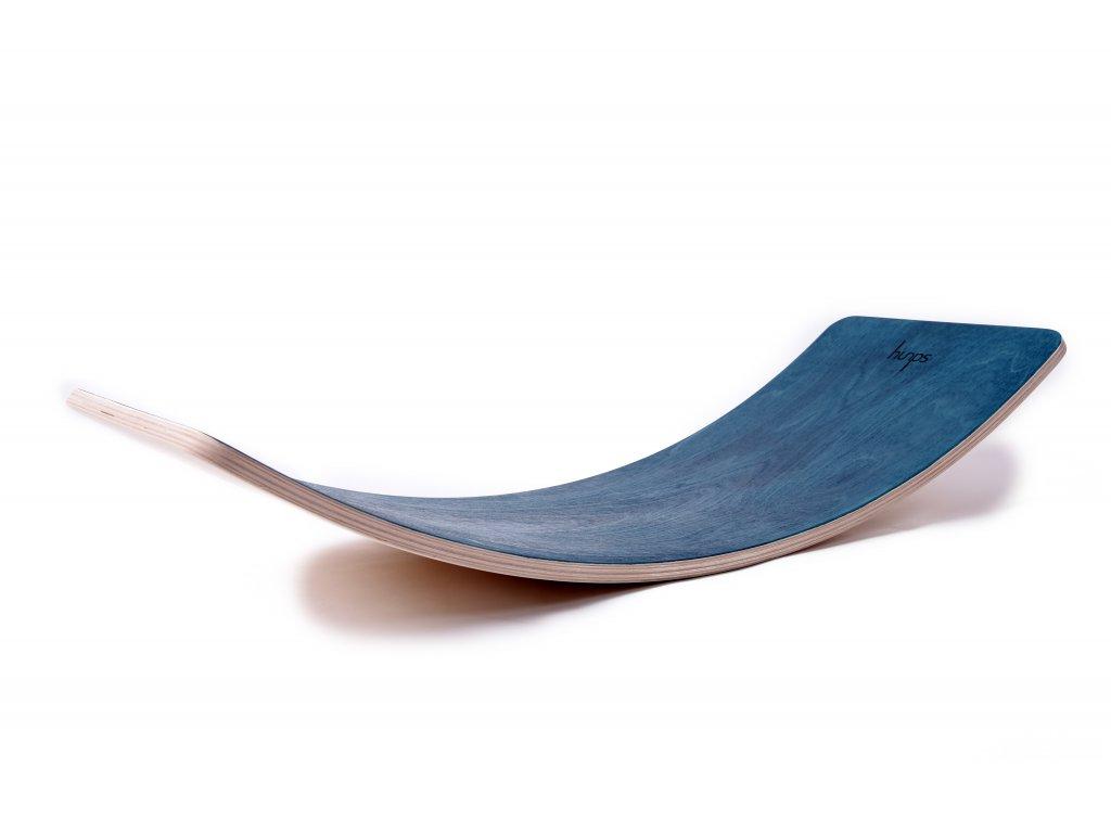 Houpací prkno barevné Starter, petrolejově modrá, včelí vosk