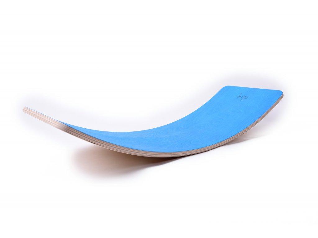 Houpací prkno barevné Starter, tyrkysově modrá, včelí vosk