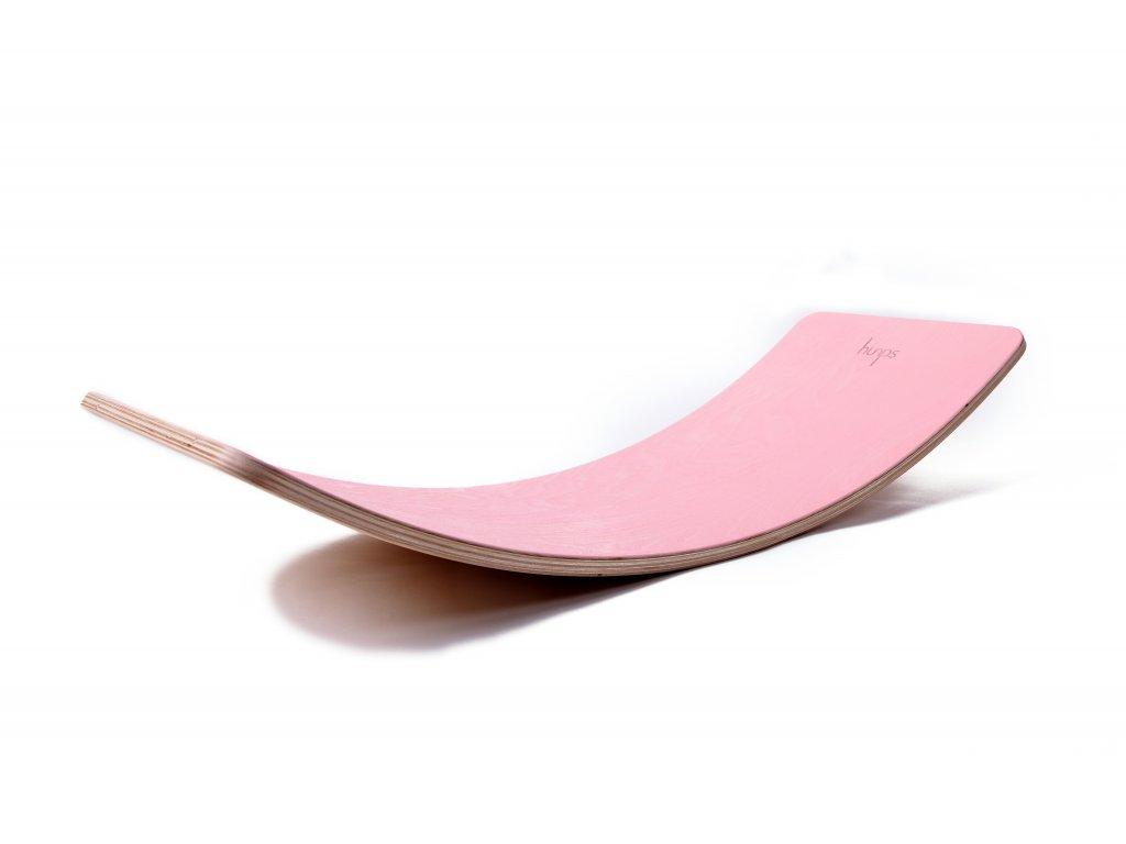 Houpací prkno barevné Starter, pastelově růžová, včelí vosk