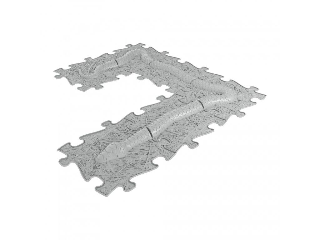 Muffik Set ortopedických podlah HAD šedá