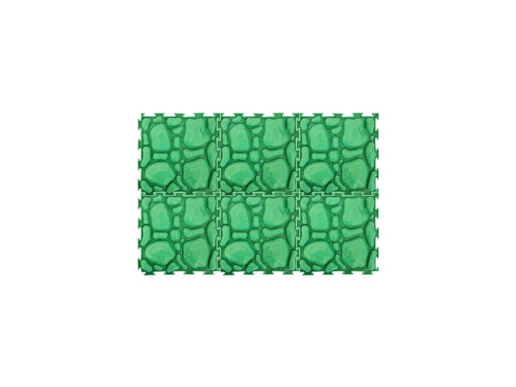 Ortodon Set ortopedickych podlah Mechový koberec 6