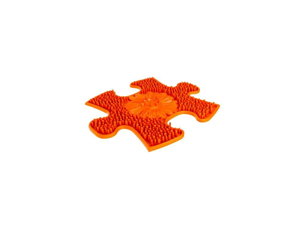 Muffik Louka mini, měkká, oranžová
