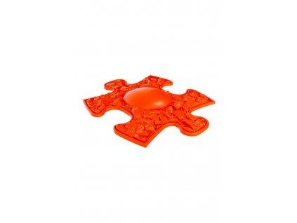 Muffik Dinosauří vejce Mini měkké, červená, 1 ks