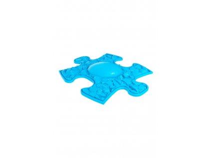 Muffik Dinosauří vejce Mini měkké, modrá, 1 ks