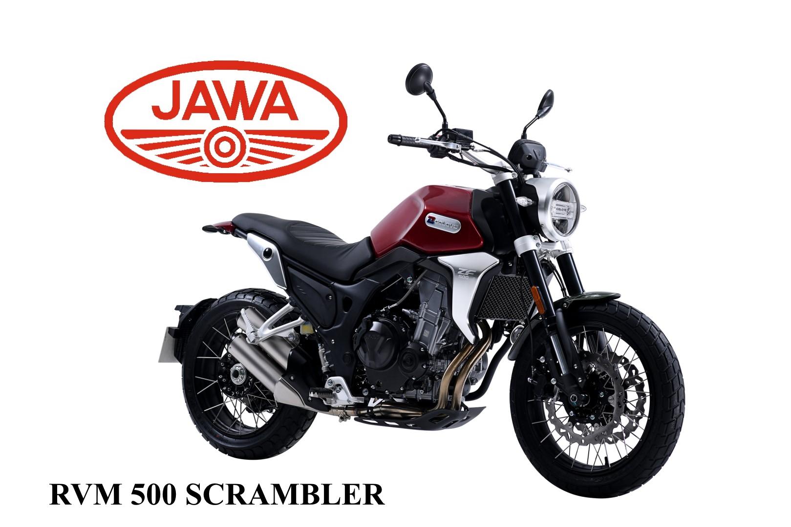RVM 500 Scrambler