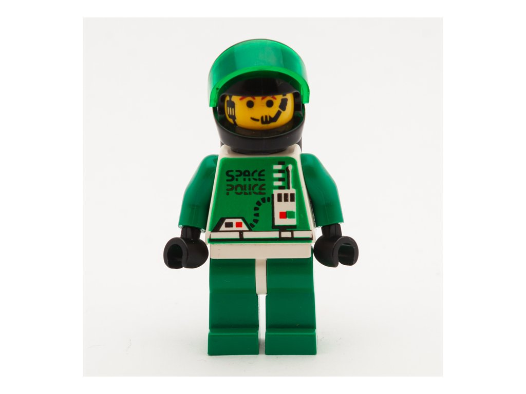 space police officer a