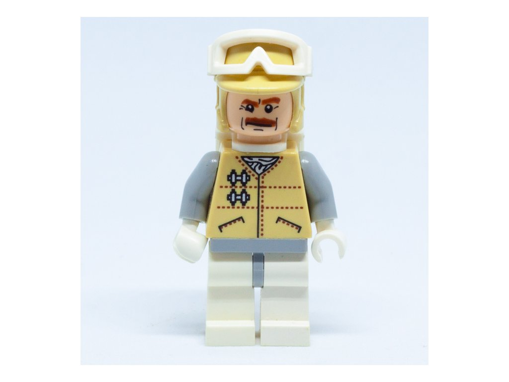 Hoth Officer a