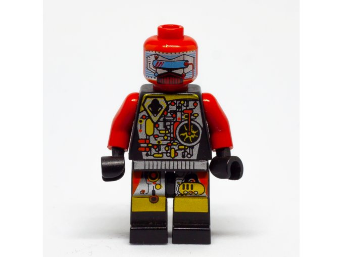 Ufo Droid red a