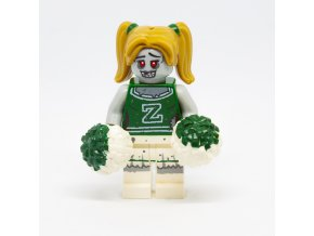 Zombie cheerleader a