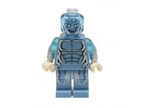 Lego minifigurka Electro, Ultimate Spider-man