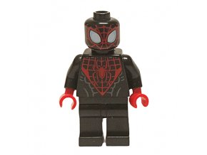 Lego minifigurka Spider-man, Miles Morales