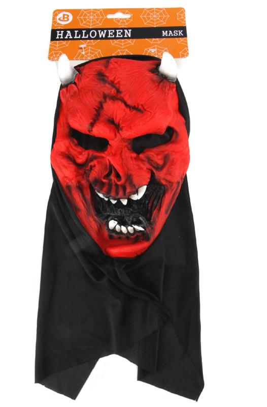 Čertovské masky
