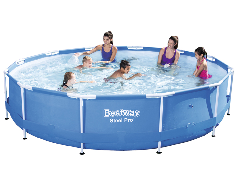 Varianty bazénu 366 x 76 cm