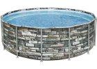 Varianty bazénu 427 x 122 cm