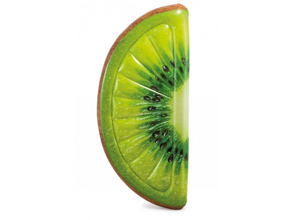 Nafukovací matrace ovoce - kiwi s 3D reálným potiskem