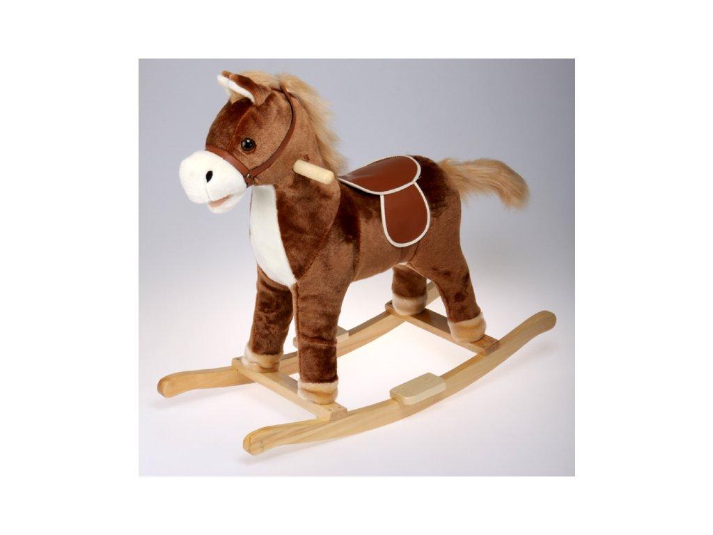 Houpací kůň Peggy,výška 63 cm