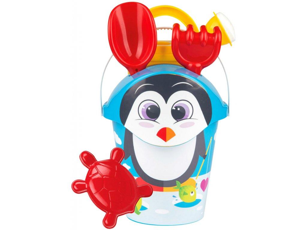 Sada na písek - tučňák