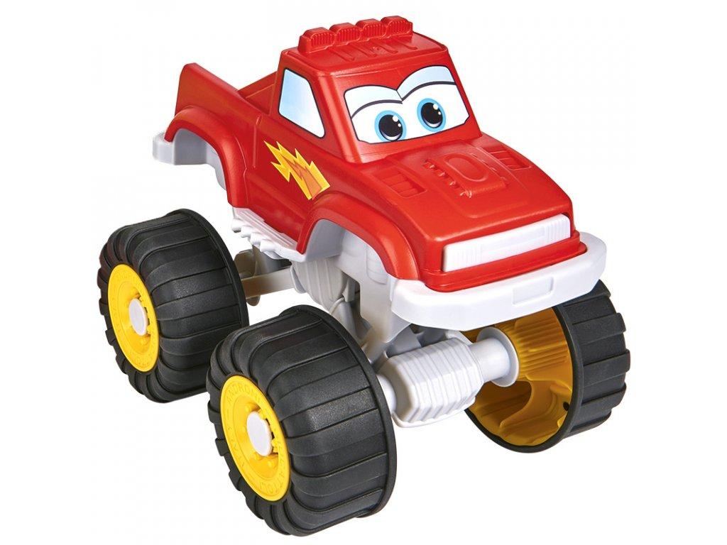 Auto s očima - truck
