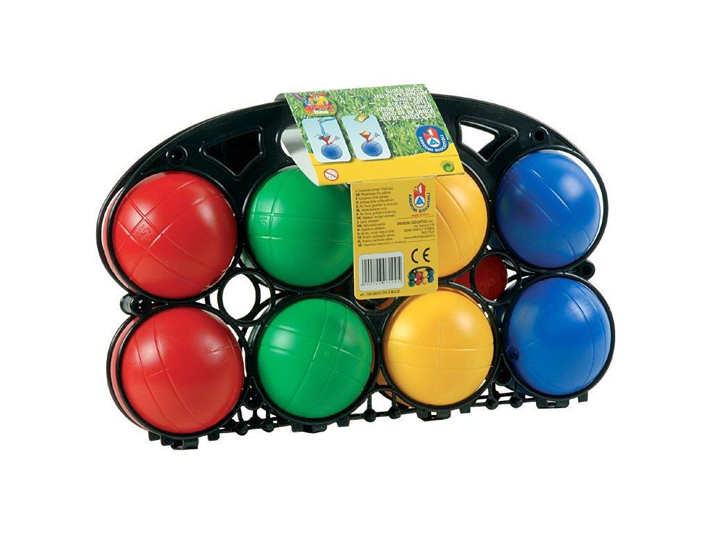 Hra koule 8ks - Patangue plnitelná vodou / pískem
