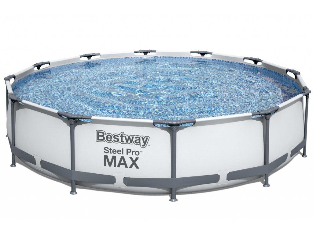 Bazén s konstrukcí 366 x 76 cm