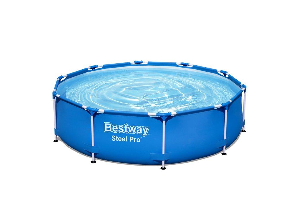 Bazén s konstrukcí 305 x 76 cm