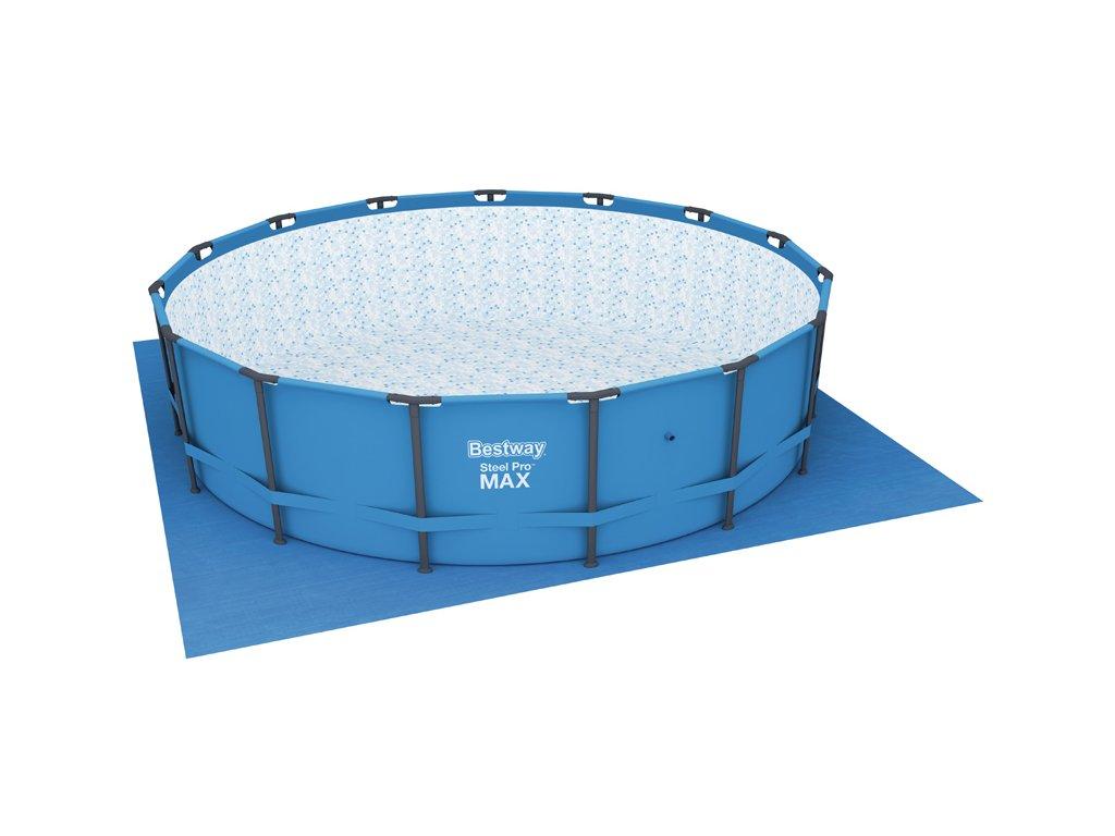 Plachta pod bazén Bestway 488 x 488 cm