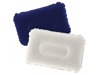 Nafukovací mikroplyšový polštářek Bestway 48 cm x 30 cm