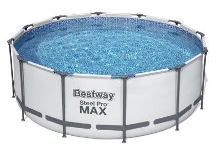 Bazén s konstrukcí 366 x 122 cm