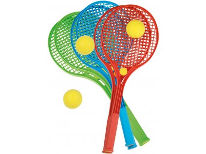 Hra Soft-tenis velký barevný