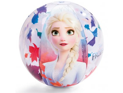 Nafukovací míč 51 cm Ledové království