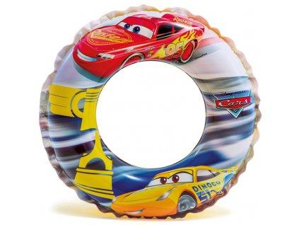 Nafukovací kruh 51 cm Cars
