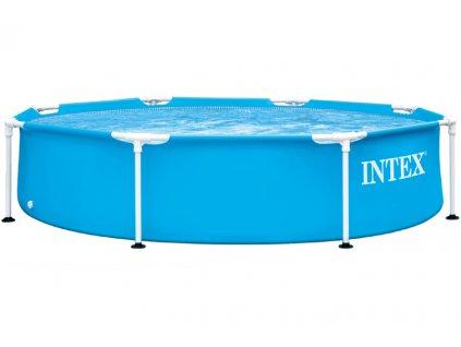 Bazén s konstrukcí 244 x 51 cm