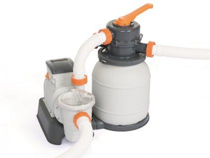 Písková filtrace BESTWAY PROFI 5.678 l/h (5.300 l/h)