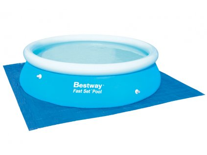 Plachta pod bazén 335 x 335 cm