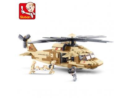 Helikoptéra sanitní M38-B0509