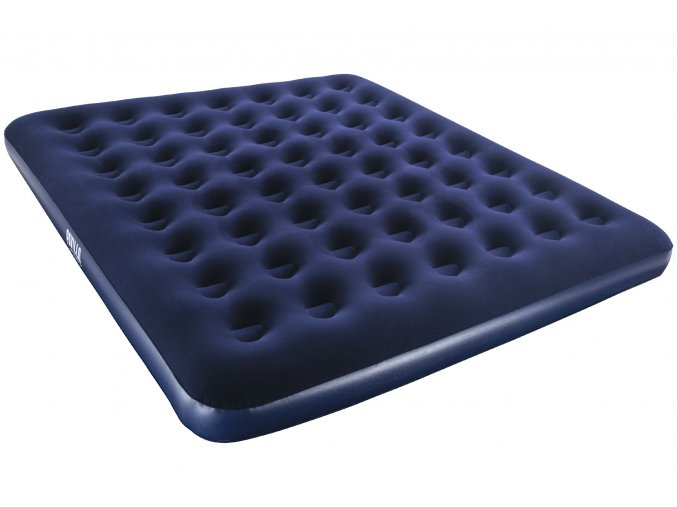 Nafukovací postel modrá - King