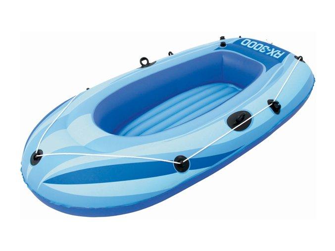 Nafukovací člun Bestway Hydro-Force RX-3000 modrý