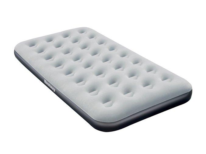 Nafukovací matrace Twin 188 x 99 x 22 cm šedá