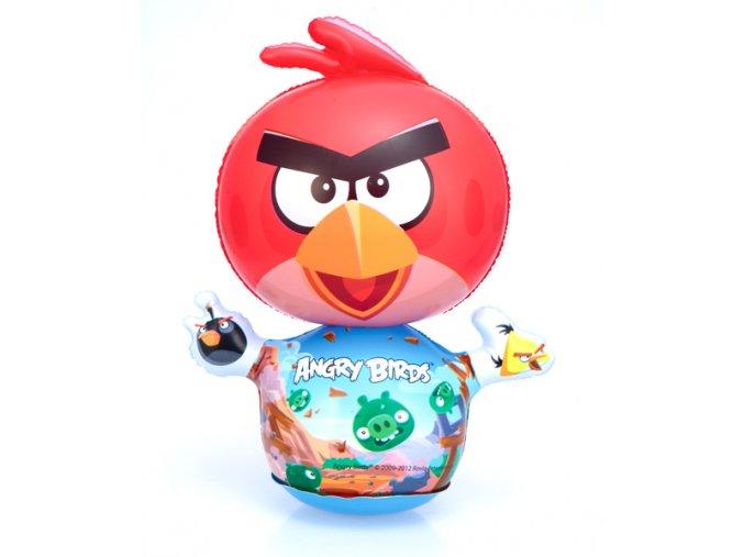 Nafukovací ptáček Angry birds