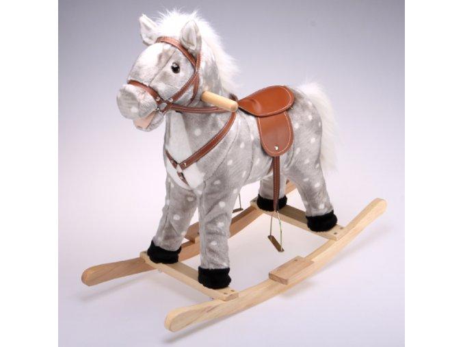 Houpací kůň Ponty,výška 63 cm