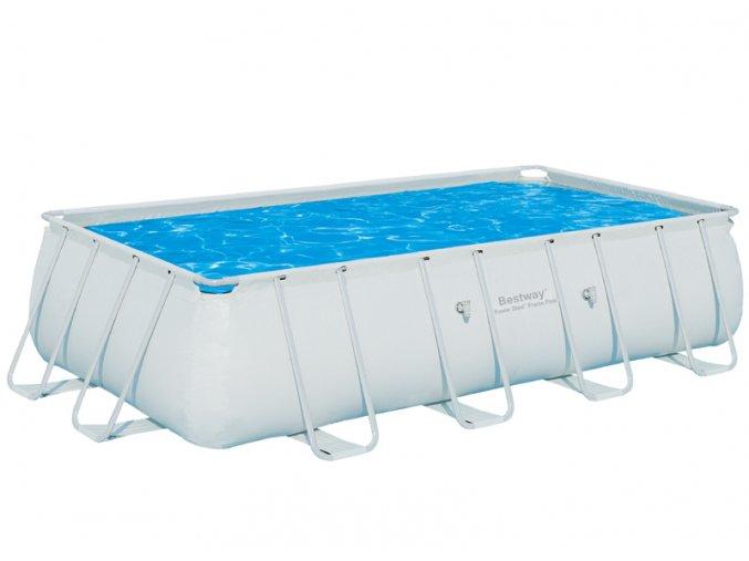Bazén s konstrukcí 549 x 274 x 122 cm