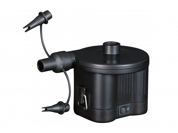 Pumpa vzduchová cestovní 4 x baterie LR20/D