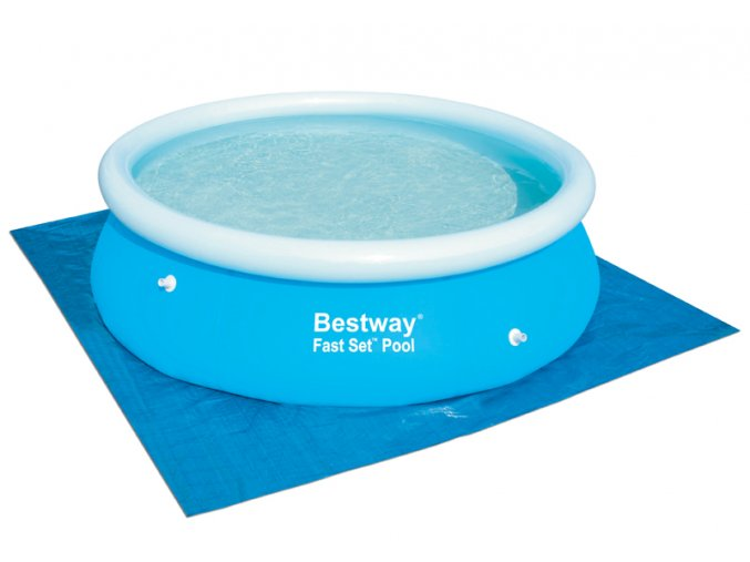 Plachta pod bazén Bestway 274 cm x 274 cm