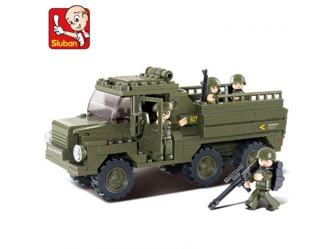 Auto vojenské NÁKLADNÍ M38-B0301