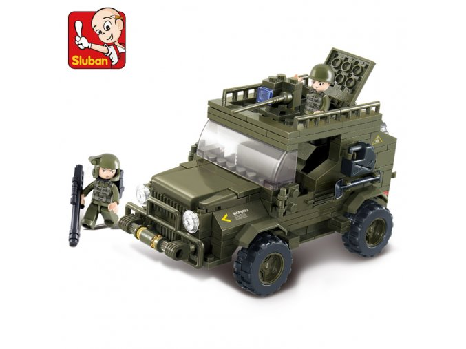 Terénní vůz vojenský M38-B0299