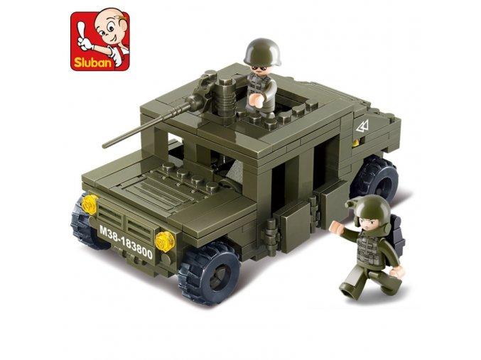 Terénní vůz vojenský M38-B0297
