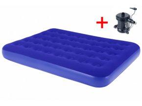 Nafukovací postel Double  + Dárek: Výkonný kompresor AC AIR 230 V