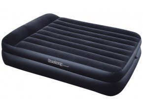 Nafukovací postel vysoká  + Dárek: Výkonný kompresor AC AIR 230 V + Nafukovací polštářek v hodnotě 99,-Kč