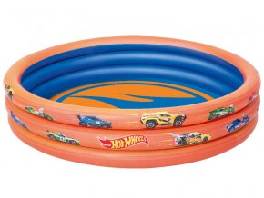 Nafukovací bazén Hot Wheels 122 x 25 cm